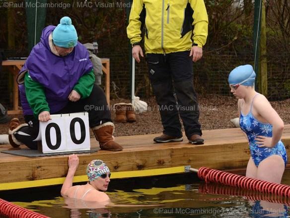 ©Paul McCambridge / MAC Visual Media 2015Ice mile held in Armagh