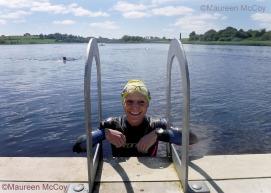 @Paul McCambridge / MAC Visual Media - 14th July 2019 Swim around Devenish Island