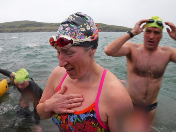 ©Paul McCambridge / MAC Visual Media28th Sept 2019, Sandycove Swim, Mo