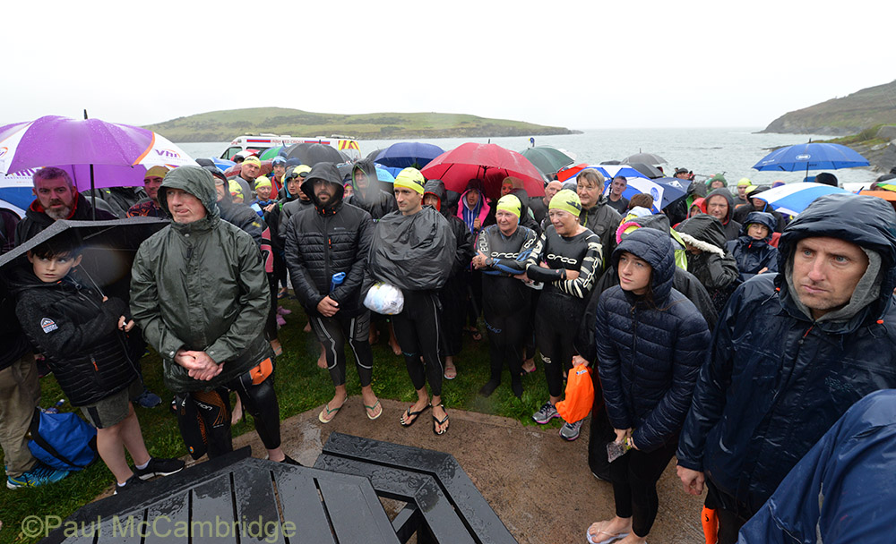 ©Paul McCambridge / MAC Visual Media 28th Sept 2019, Sandycove Swim,