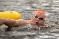 MAC Visual Media - 5th August 2017 Picture by Paul McCambridge Teens Gates swimming in the 5k race at the 26th Lough Erne Irish Championship held in Enniskillen.
