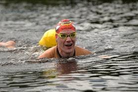 MAC Visual Media - 5th August 2017 Picture by Paul McCambridge/MAC Visual Media Smiles as Paul Gormley finishes his Couch to 5k Swim Challenge.