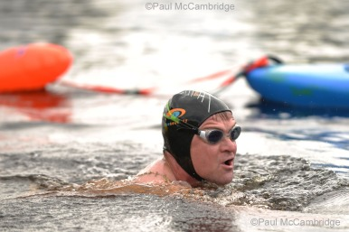 MAC Visual Media - 5th August 2017 Picture by Paul McCambridge/MAC Visual Media Skins swimmer Brian Lamb finishing the Couch to 5k Swim Challenge, organised by the ILDSA.