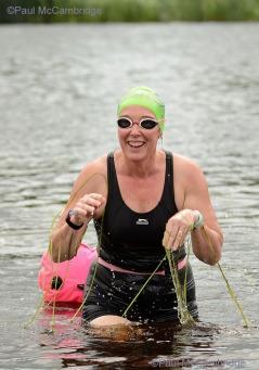 @Paul McCambridge / MAC Visual Media - 27th July 2019 Lough Erne 5k + 10k Swim. Couch to 5k participants.